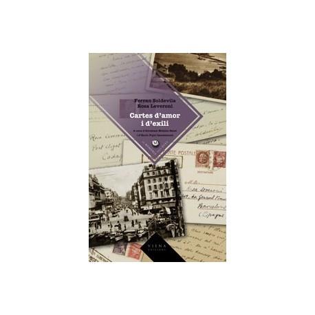 Llibre Cartes d'amor i d'exili