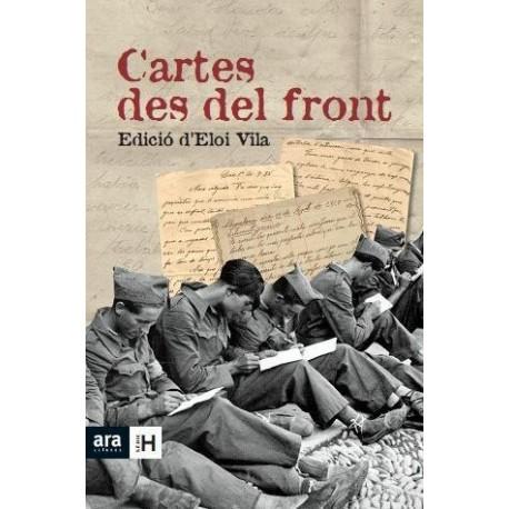 Llibre Cartes des del front