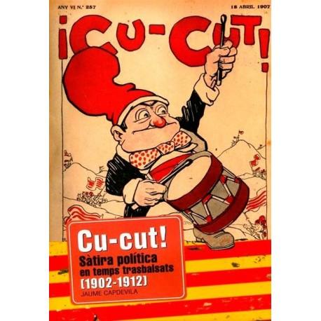 Llibre Cu-cut! Sàtira política en temps trasbalsats