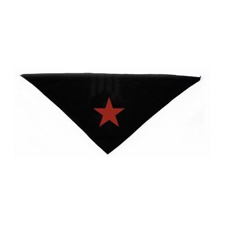 Mocador estel roig