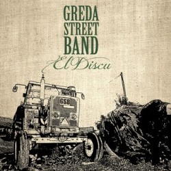 CD Greda Street Band El Discu