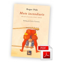 e-book Mots incendiaris. Recull d'articles (2007-2011)