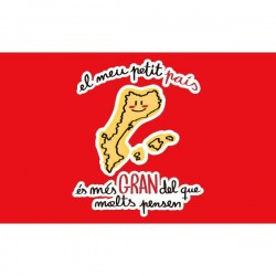 Samarreta El meu petit país