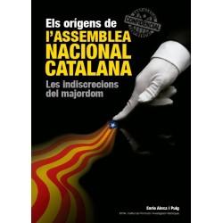 Llibre Els orígens de l'Assemblea Nacional Catalana