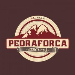 Samarreta Pedraforca - muntanya