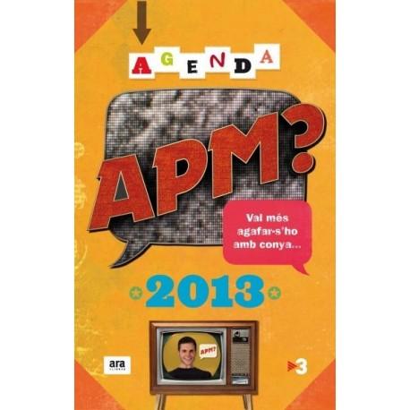 Llibre L'Agenda 2013 de l'APM