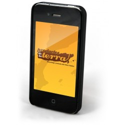 Funda rígida senyera per Iphone 4/4S