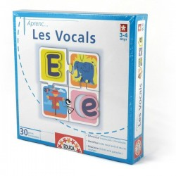 Joc Aprenc les vocals Educa