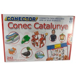 Joc Conec Catalunya Educa