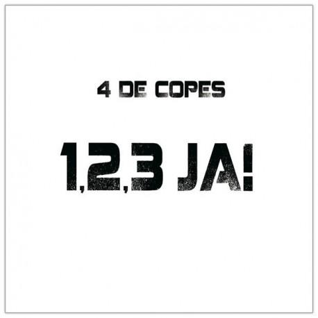 CD 4 de copes 1, 2, 3 Ja!