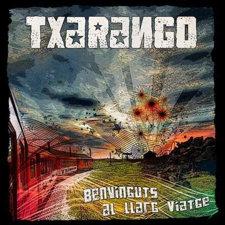 CD Txarango Benvinguts al llarg viatge