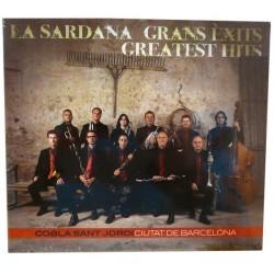 CD Cobla Sant Jordi La sardana, grans èxits