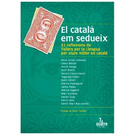Llibre El català em sedueix