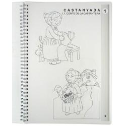 Llibre Il·lustracions de festes populars