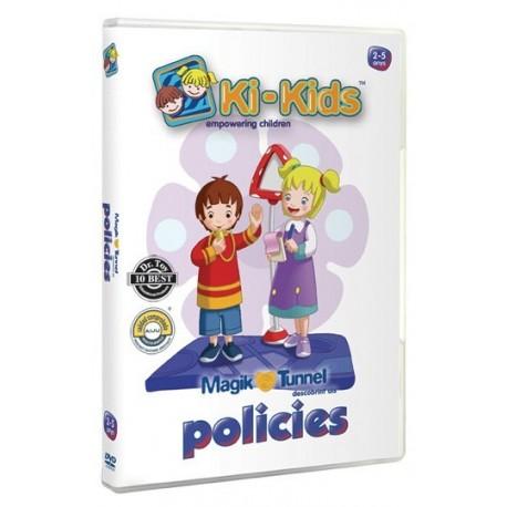 DVD Descobrint als policies