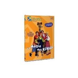 DVD La màgia dels Ki-Kids