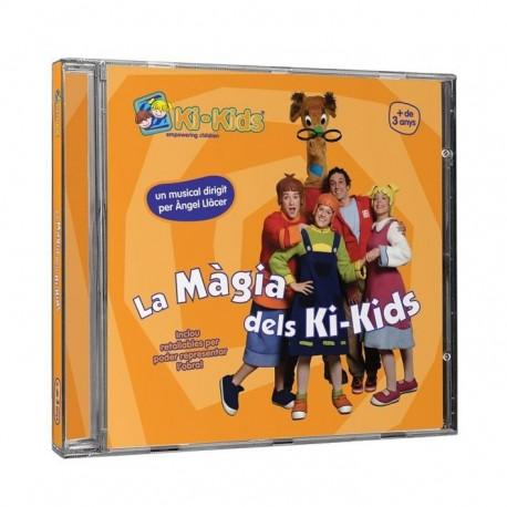 CD La màgia dels Ki-Kids