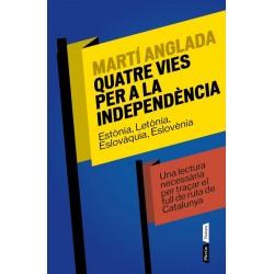 Llibre Quatre vies per a la independència