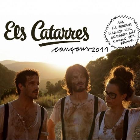 CD Els Catarres cançons 2011