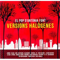 CD El Pop d'Antonia Font Versions Halògenes
