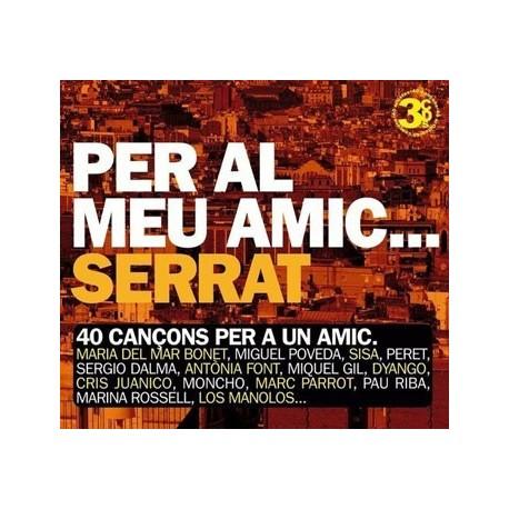 CD Per al meu amic Serrat