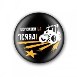 Xapa Defensem la Terra tractor
