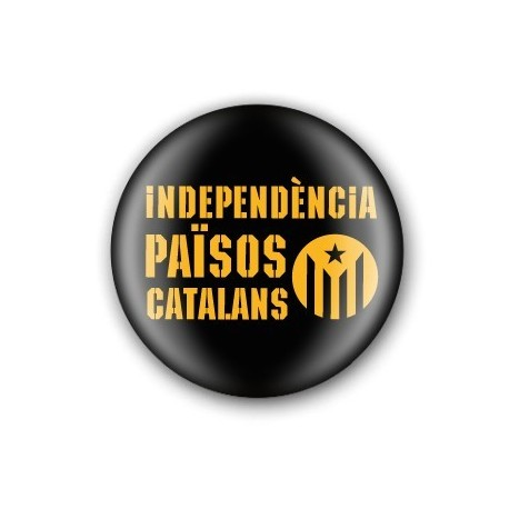 Xapa Independència PPCC