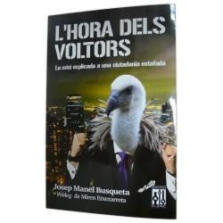Llibre L'hora dels voltors