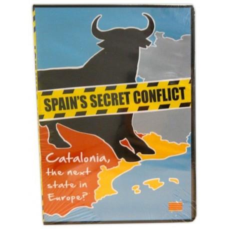 DVD Spain's Secret Conflict