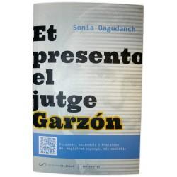 Llibre Et presento el jutge Garzón