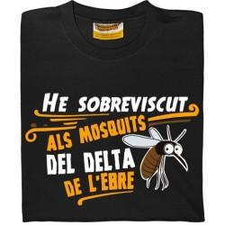 Samarreta He sobreviscuts als mosquits...