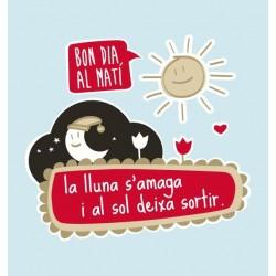 Samarreta Bon dia
