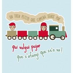 Samarreta Un tren petitó