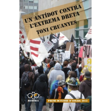 Llibre un antídot contra l'extrema dreta de Toni Cruanyes