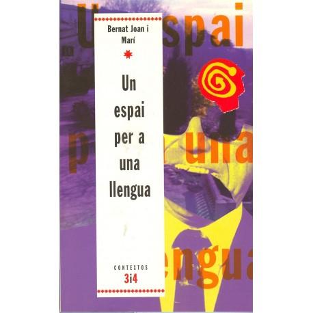 Llibre Un espai per una llengua