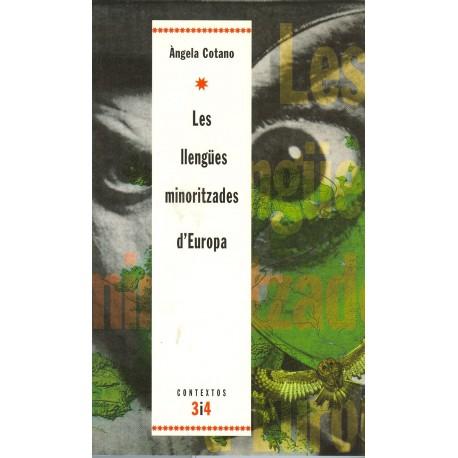 Llibre Les llengües minoritzades d'Europa