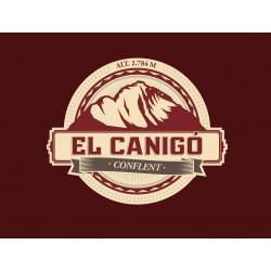 Samarreta Canigó - muntanya