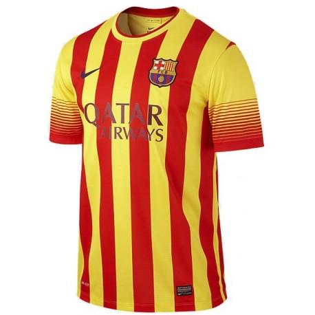 Samarreta oficial Nike FC Barcelona senyera