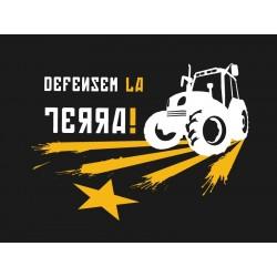 Samarreta Defensem la Terra!