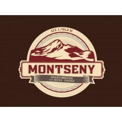 Samarreta Montseny - muntanyes