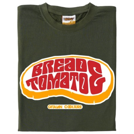 "Samarreta unisex ""Bread & Tomato"