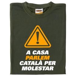 Samarreta Català per molestar