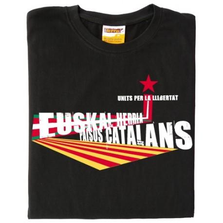 Samarreta Euskal Herria Països Catalans