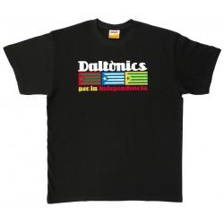 Samarreta Daltònics per la Independència