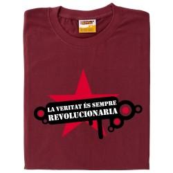 Samarreta La veritat és sempre revolucionària