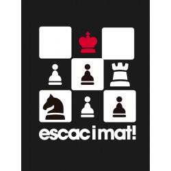 Samarreta Escac i mat al rei!