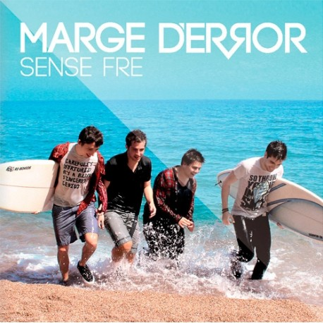CD Marge d'Error Sense Fre