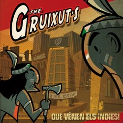 CD The Gruixut's Que vénen els indies!