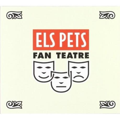 CD Els Pets Fan Teatre