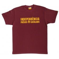 Samarreta Independència Països Catalans
